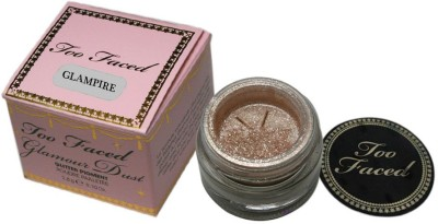 Too Faced Glamour Dust Glitter Pigment Eye Shadow (Glampire) 2.8 g