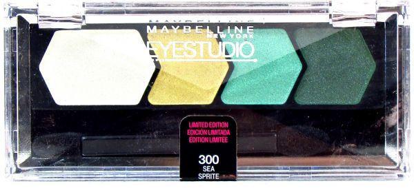 Maybelline Eyestudio Limited Edition Eyeshadow 2.5 g(300 Sea Sprite)