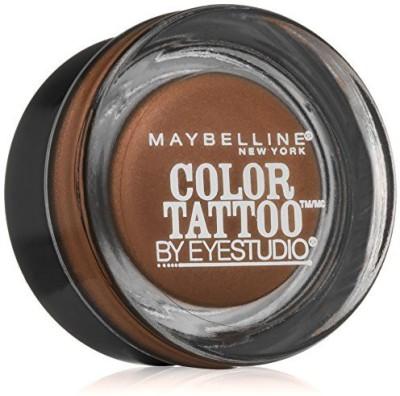 Maybelline Eye Studio Color Tattoo Leather 24 HR Cream Gel Eyeshadow, Creamy Beige 1 g