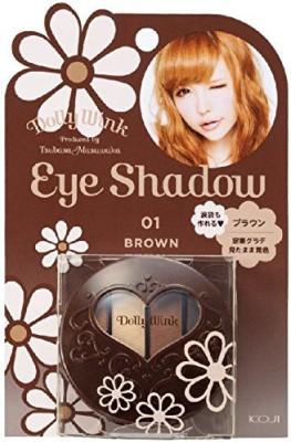 Koji Dolly Wink Shadow Brown New Substiture Version 3 g