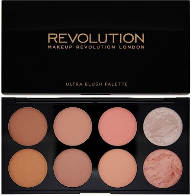 Makeup Revolution London Blush 13 g(Multicolor)