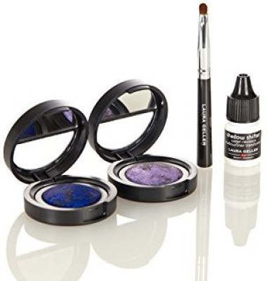 LAURA GELLER Beauty Voodoo Collection Two Eye Rimz Baked Eyeliner With Brush & Shadow Shifter Transformer 4.4 g