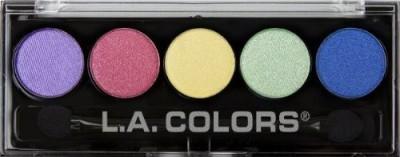 Kodiake L Colors Color Metallic Shadow Palette Circus 3 g