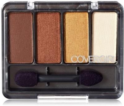 CoverGirl Enhancers Kit Shadow Coffee Shop 019 Package COV-3254 5.7 ml