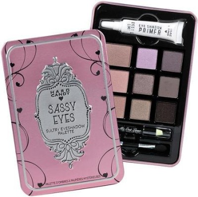 Hard Candy Look Pro Tin Sassy Sultry shadow Palette 3 g