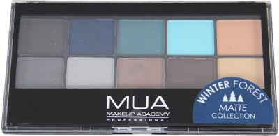 MUA MAKEUP ACADEMY Matte Winter Forest 10 g