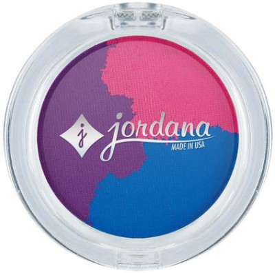 Jordana Color Effects Powder Eye Shadow Trio 3.12 g