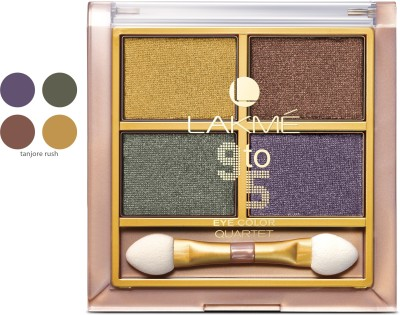Lakme 9 to 5 Eye Color Quartet Eye Shadow 7 g