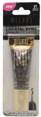 Milani Crystal Eyez Sparkling Eye Shadow Lovely & Luminous 9 ml