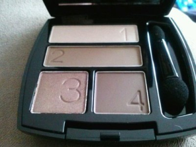 Avon True Color shadow Quad Shadow Mocha Latte 3 g
