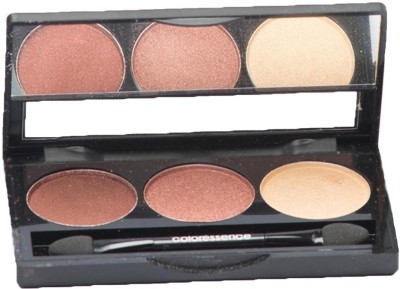 Coloressence Satin Eye Shades Pallete 3 g