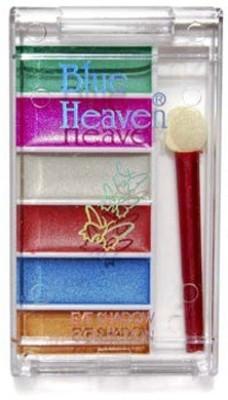 Blue Heaven Eye Shadow Cream(Set Of 3 Pcs) 7 g