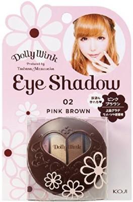 Dolly Wink Koji Shadow Pink Brown New Substiture Version 3 g