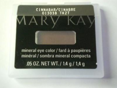 Mary Kay Mineral Color Cinnabar 1.4 g