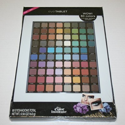 Markwins The Color Institutie Tablet shadows 3 g