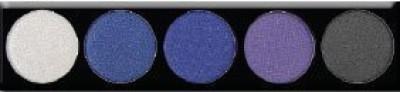L.A. Colors La Colors Color Metallic Shadow Palette Devious 3 g
