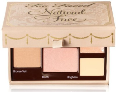 Too Faced Natural Radiance Face Palette 1 qty 19.5 ml