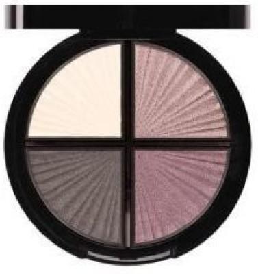 Treat-ur-Skin Signature shadow Quad Palette W/ Mirror Compact Fashionista 3 g