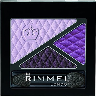 Rimmel Glam Trio Shadow Sumptuous Tourmaline 4.56 ml