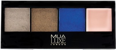 MUA MAKEUP ACADEMY Metallic Eye Palette 3.2 g