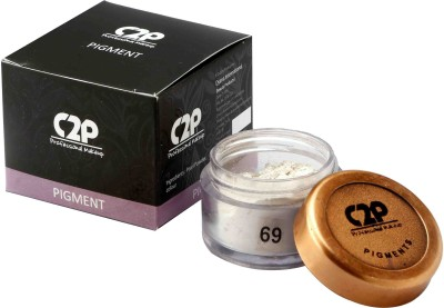 C2P Professional Make-Up Eye Shadow Pigments 4.5 g