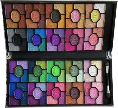 Miss Rose Professional Make-up 100 Matte Lasting Color Eye Shadow 200 g