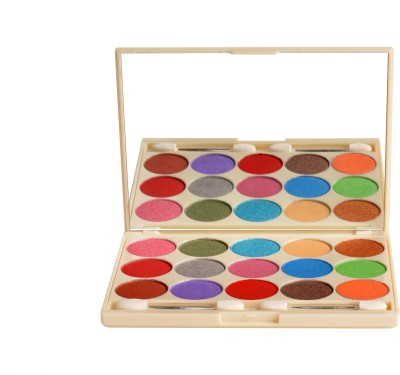 Glamcom Eye Shadow Palette 18 g