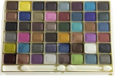 Gold And Gold Cameleon 48 Color Eyeshadow 62.4gm 62 g