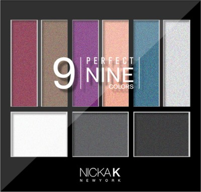 Nicka K Perfect Nine Colors - 1 14.1 g