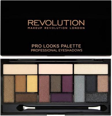 Makeup Revolution London Pro Looks Big Love Eyeshadow Palette 13 g