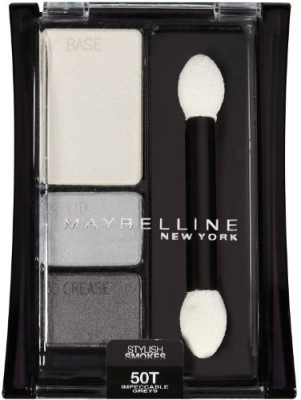 Maybeline New York Expertwear Shadow Impeccable Greys 41554505306 3 g