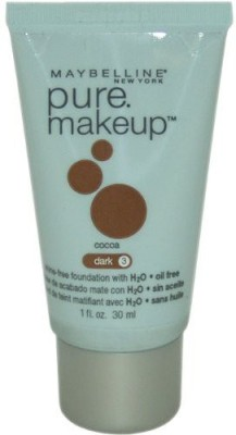 Maybelline Pure Makeup, Cocoa Dark 3 1 ml