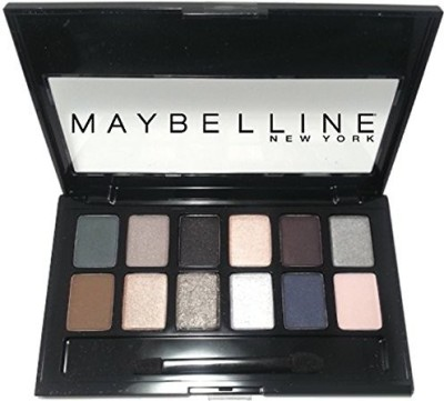 Maybeline New York The Smokes Palette 3 g