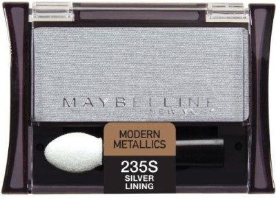 Maybeline New York Expert Wear shadow Singles Silver Lining Shimmer 360ESU-235 2.7 ml