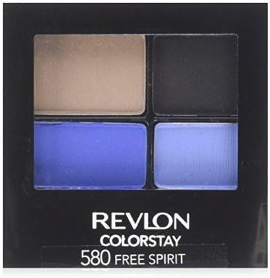 Revlon Colorstay Hour Shadow Quad Free Spirit Free Spirit 4.86 ml