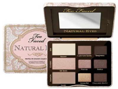 Too Faced Natural Neutral Shadow Collection 1 qty 3 g