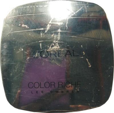 L,Oreal Paris Color Riche Les Ombres Precious P1 3.6 ml(Multi)