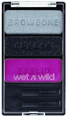Wet ,n Wild Color Icon shadow Trio Spoiled Brat 336 3 g
