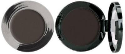 Treat-ur-Skin Cake Intense Color Longwearing Matte Finish Black Or Brown (Brown) 3 g