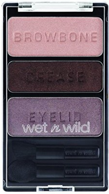 Wet ,n Wild Color Icon shadow Trio Silent Treatment 335 3 g