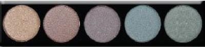 L.A. Colors La Colors Color Metallic Shadow Palette Chromatic 3 g