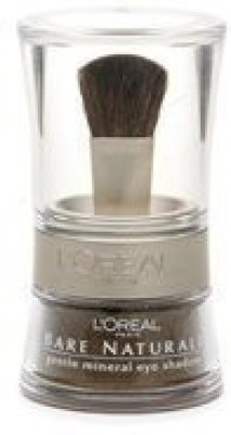 L,Oreal Paris Bare Naturale Gentle Mineral Eye Shadow with Brush - # 316 - Bare Olive 1 g
