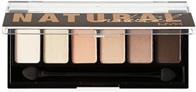 NYX Cosmetics The Natural Shadow Palette 1 g