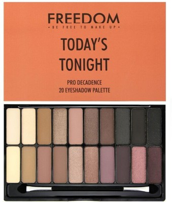 Freedom Pro Decadence Palette Todays Tonight 18 g