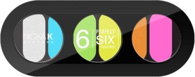 Nicka K Perfect Six Colors - 1 7.8 g