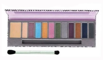 Mally Beauty Shadow Palette Base Shadow Shades Love Color 3 g