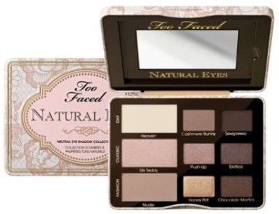 Too Faced Natural Eyes Eyeshadow Palette 11 g