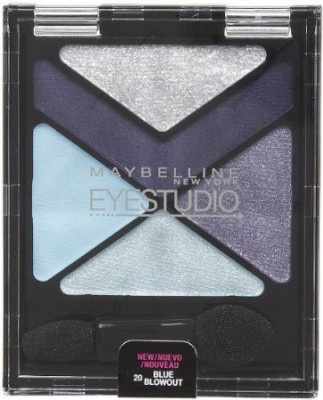 Maybeline New York Studio Color Explosion Luminizing shadow Blue Blowout STUDIO 2.7 ml