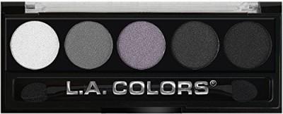 L. A. Colors Color Metallic shadow Ammunition 112 Ammunition 3 g