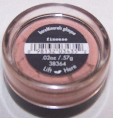 Bare Escentuals Finesse Glimpse Minerals New 0.57 g